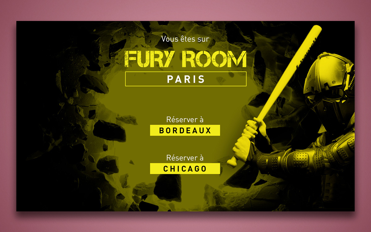 Image Site Fury Room